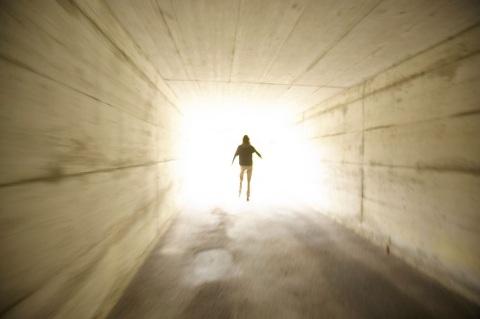walkingtowardlight